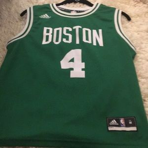 Boston Celtics Isiah Thomas away jersey